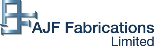 AJF logo design