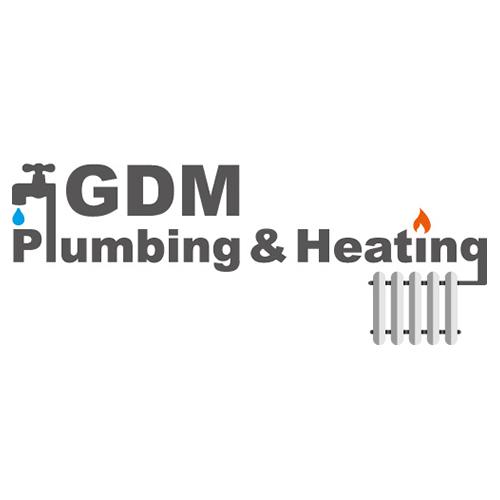 GDM Plumbing and Heating logo
