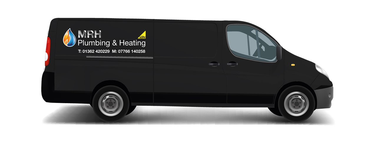 mrh van graphics