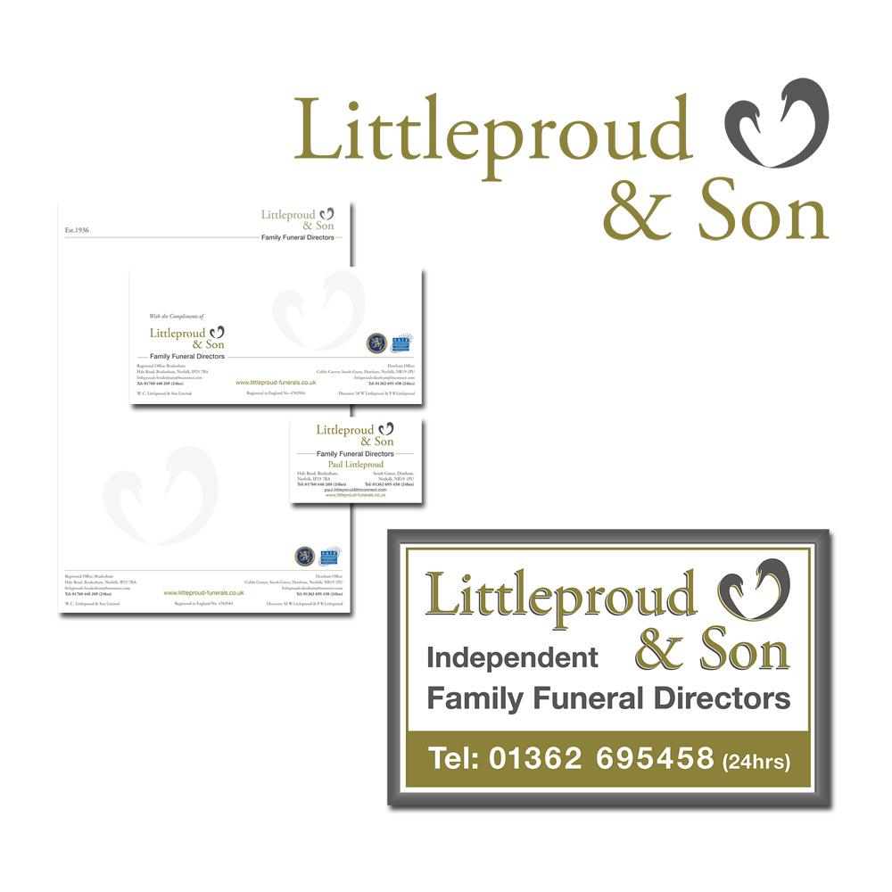 Littleprouds Branding