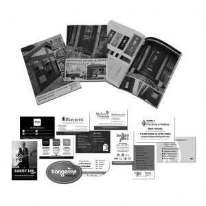 Printing Services bw