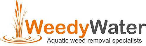 Weedy Water logo design