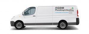 white van livery gdm