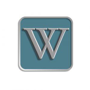 Whitley & Walford single W logo